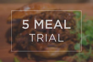 5 Meal Trial